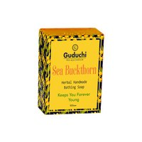 Sea Buckthorn Herbal hand Made Soap