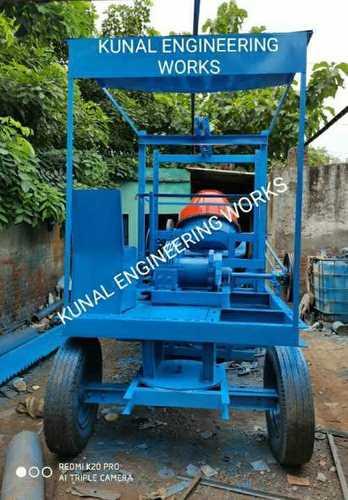 Concrete Lift Mixer Four Pole