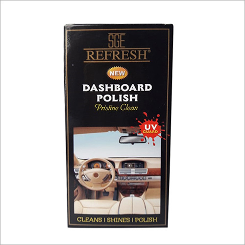 Car Dashboard Polish