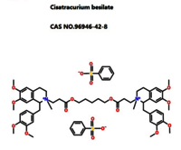 Cisatracurium Besylate CAS 96946-42-8