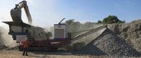 Track Mounted Mobile Jaw Crusher