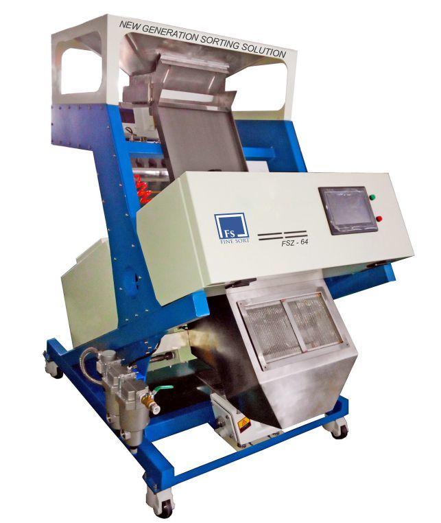 Automatic Color Sorter Machine