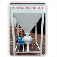 Mineral Filler Batching Unit