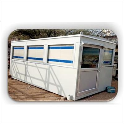 Asphalt Plant Control Portable Cabin