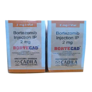 Bortecad 2 mg / Bortezomib Injection