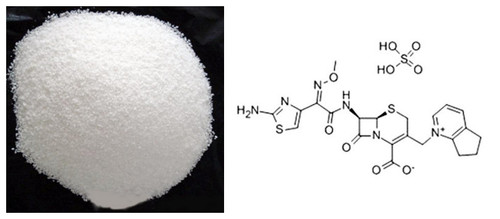 Cefpirome Sulfate 98753-19-6