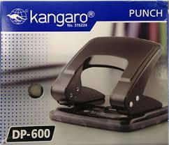 Kangaroo Black Punching Machine DP-600