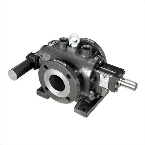 Jacketed Gear Pump
