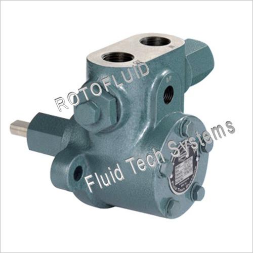 Burner Fuel Injection Pump