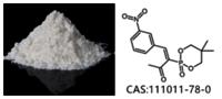3-(5,5-diMethyl-2-oxo-1,3,2-dioxaphorinane-2-yl)-4-(3-nitrophenyl)-bu-3-en-2-one CAS No.:111011-78-0