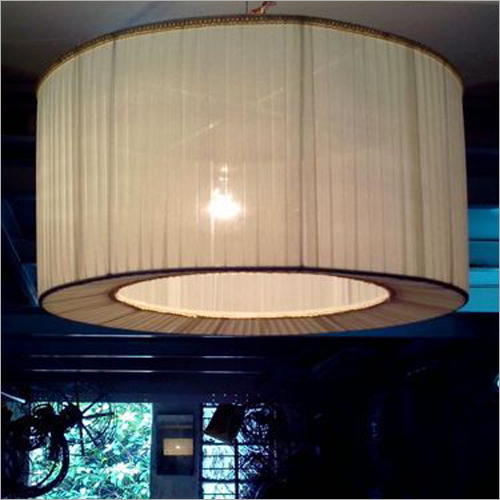 Pleated Drum Lamp Shade