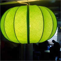 Green Ball Lamp Shade