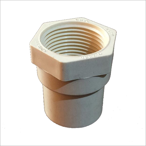 Plain cpvc pipe fittings