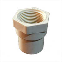 Plain cpvc pipe fittings