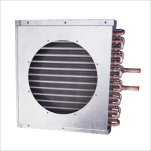 Condenser and Oil Cooler