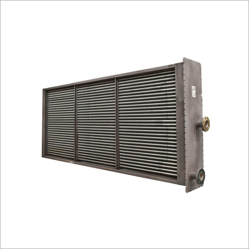 Finned Heat Exchanger