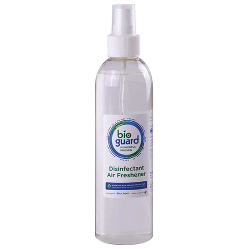 Disinfectant Air Freshner Alcohol Free