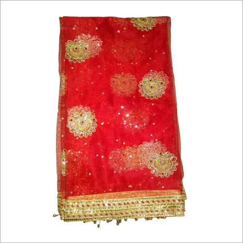 Traditional Bridal Dupatta