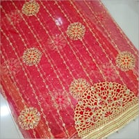 Embroidered Bridal Dupatta