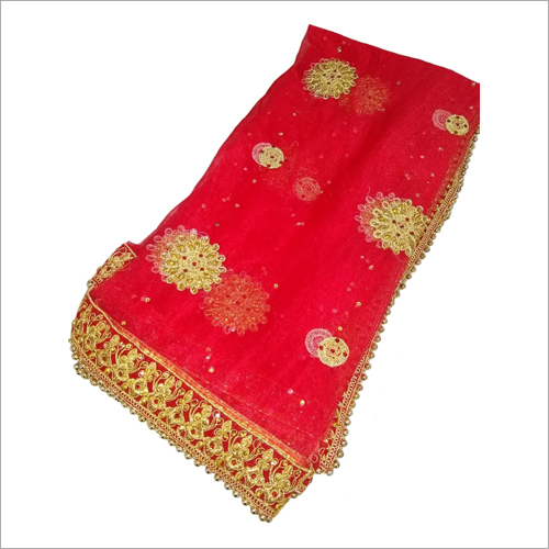 Lightweight Bridal Dupatta