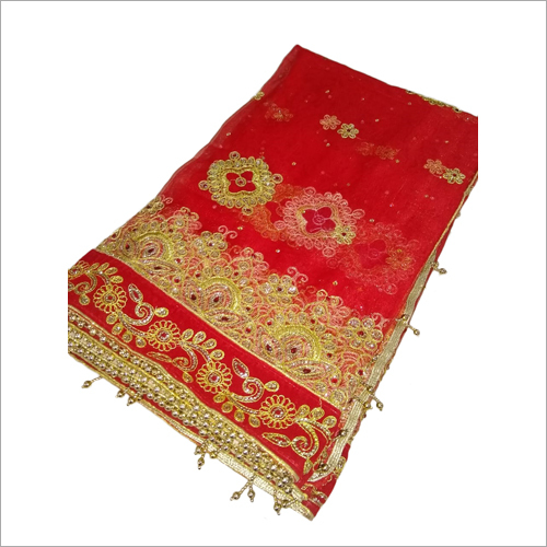 Indian Bridal Dupatta