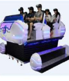 9 DVR Family 6 Seater