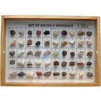 Rock & Mineral Set