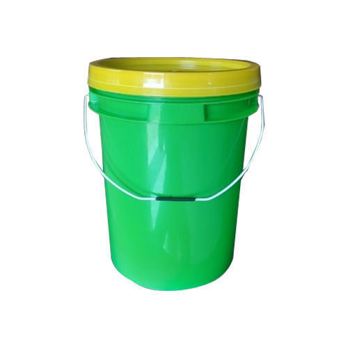 20kg Green plastic pesticide container
