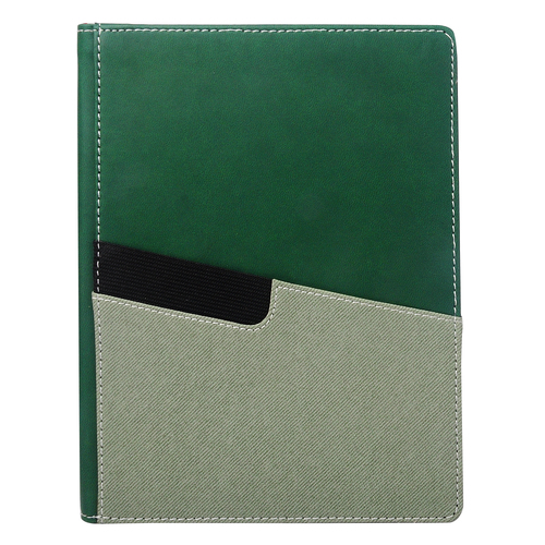 A5 Note Book with Mobile Pocket - 200 Pages