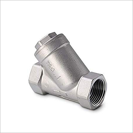 Y Strainer Screw End