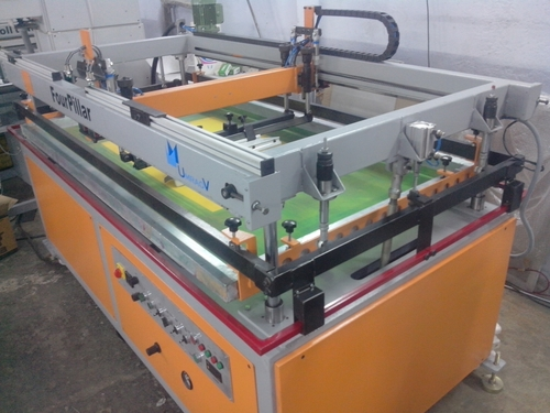 Sunpack Sheet Screen Printing Machine 24