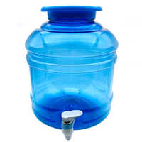 Plastic Dispenser Jar