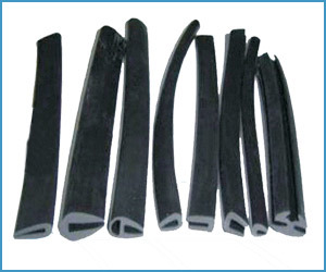 Epdm Extruded profile