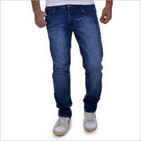 Plain Denim Jeans