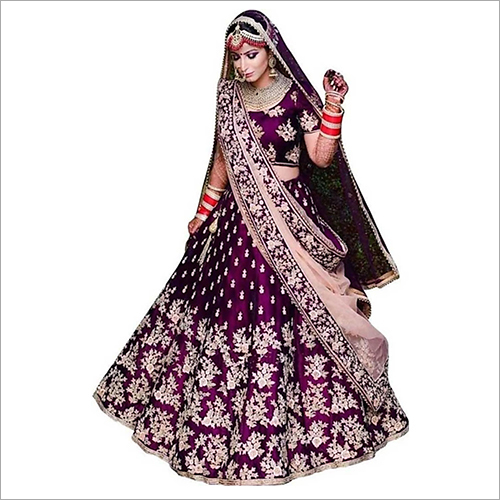 Wedding Lehanga Choli