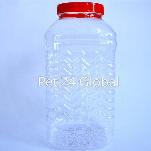2.2ltr PET Jar