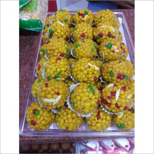 Yellow Boondi Ladoo