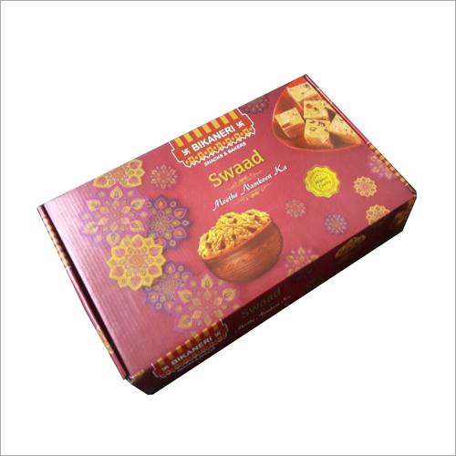 Sweets And Snacks Gift Box