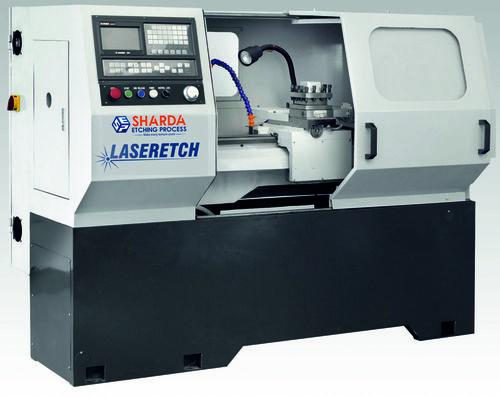3D Laser Etching