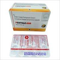 enteric Coated Pantoprazole Sodium & Sustain Release Domperidoe Capsules