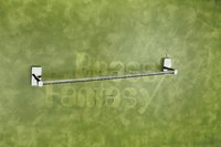 Brass Towel Rod