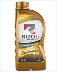 RIZOL 4T PLUS SAE 20W 40