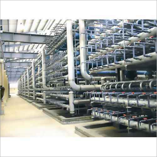Industrial Plant Piping Service
