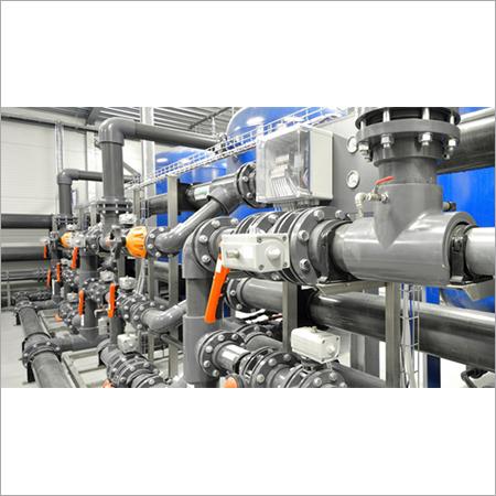 Industrial Plumbing Service