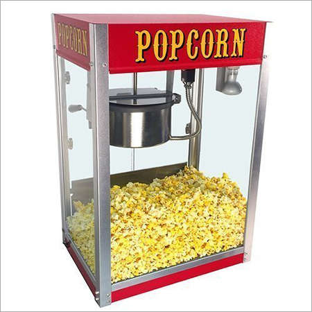 Butter Popcorn Machine