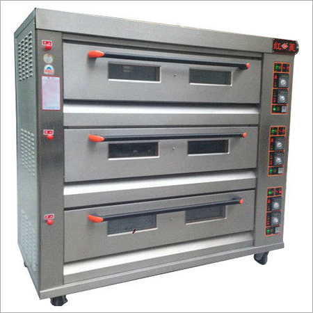 Gas Oven Machine