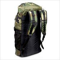 Camouflage Printed Trekking Bag