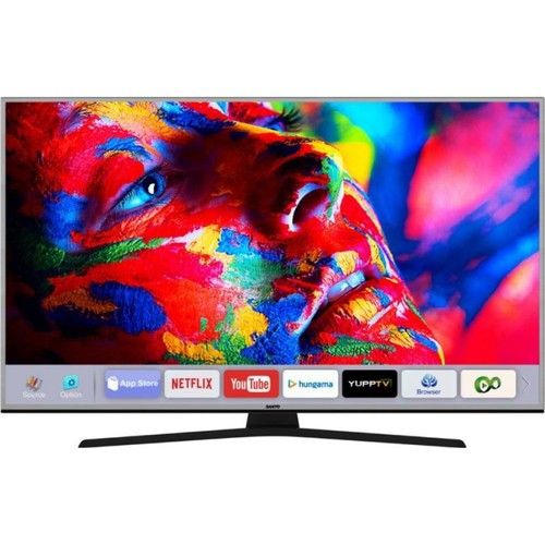 Sanyo 4K UHD 139cm (55 Inch) Ultra HD (4K) LED Smart TV