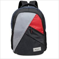 Solid Color School Bag