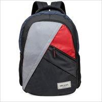 Solid Color School Bag